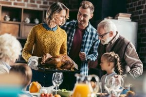Regulating Temperature on Thanksgiving