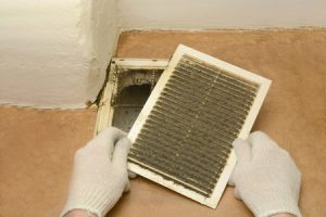 Having your Air Ducts Cleaned
