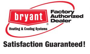 Bryant factory authorized dealer hvac